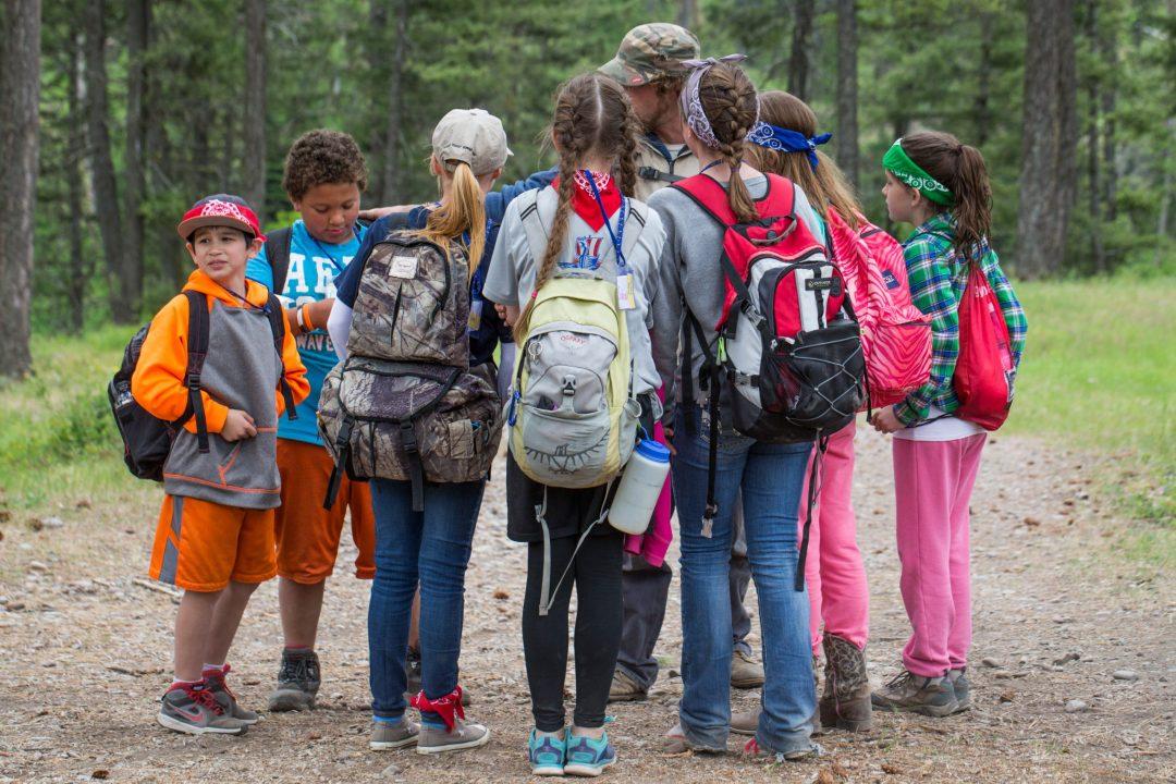 Ravenwood.nature.camp.learning.circle