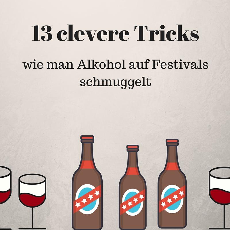 Festival-Tricks