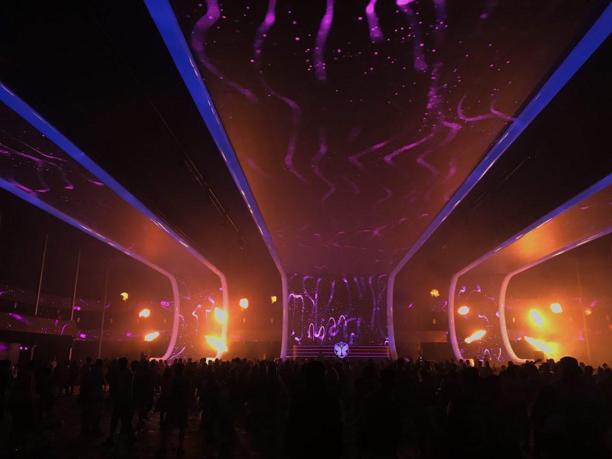 Tomorrowland, Stage, Tomorrowland Guide, Electro Festival, Elektro Festival