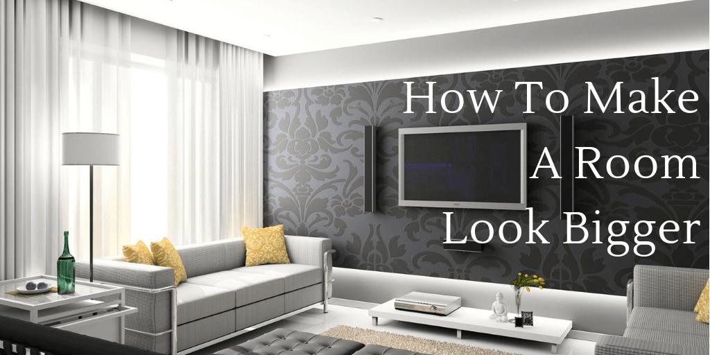 Visually Enlarge A Small Room With Wallpaper Raveras Kenya