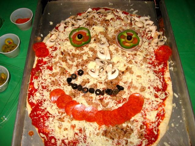 Grandpa Vito's Pizza Franchise - A Happy Pizza is a GREAT Pizza!
