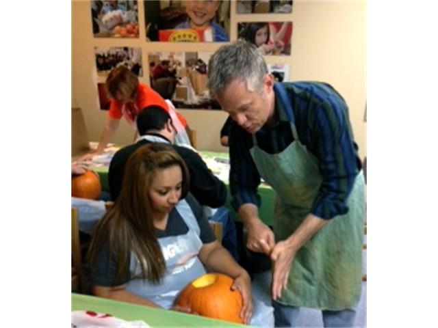 Pumpkin Palooza - Master Pumpkin Carver