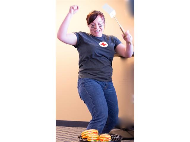 The Gridiron Challenge - Victory Dance