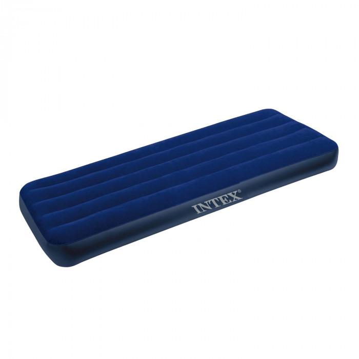 Matelas Gonflable 1 Personne, Lit D'appoint Intex Downy