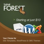Premium WordPress theme markets