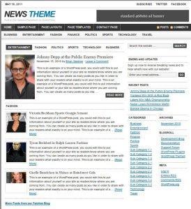 news theme premium wordpress themes for magazine sites from studiopress