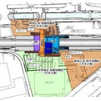 いよいよ橋上化!野崎駅周辺が大きく変わりそうです。