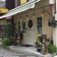 お店紹介第22弾‼野崎参道商店街の可愛いお店『カフェ・マルジ』♡美味しいランチとスイーツで大満足♬