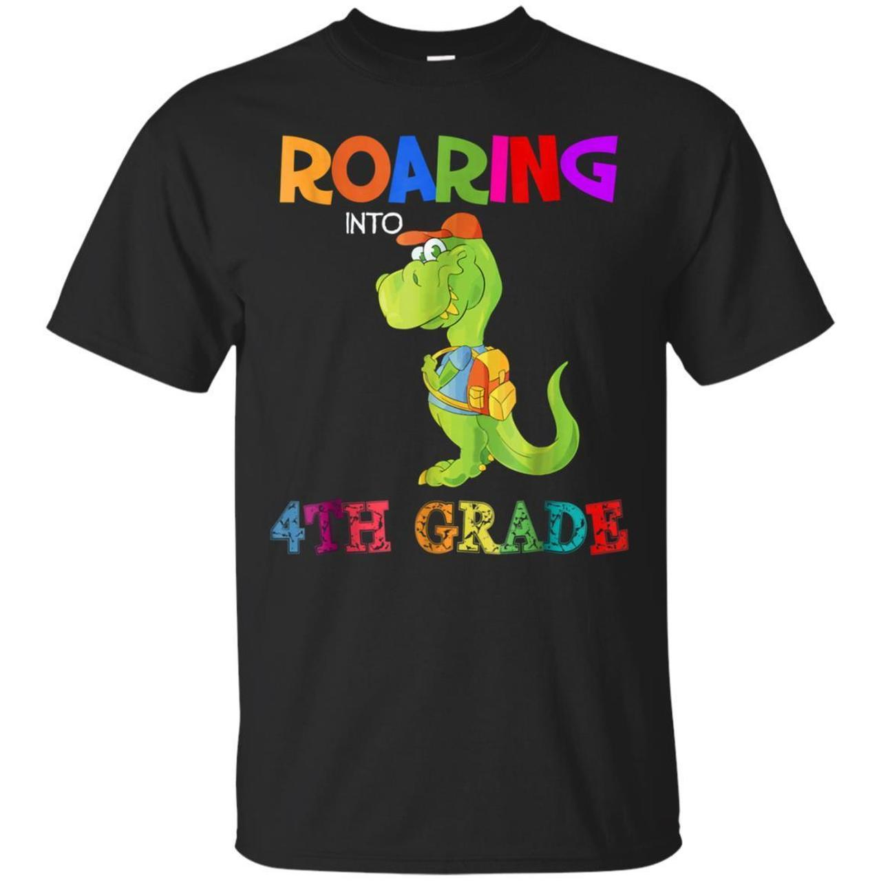 Roading 4th Fourth Grade Dinosaur 1st Day Of School