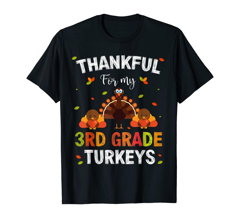 Teacher Thankful For My 3rd Grade Turkeys Thanksgiving T