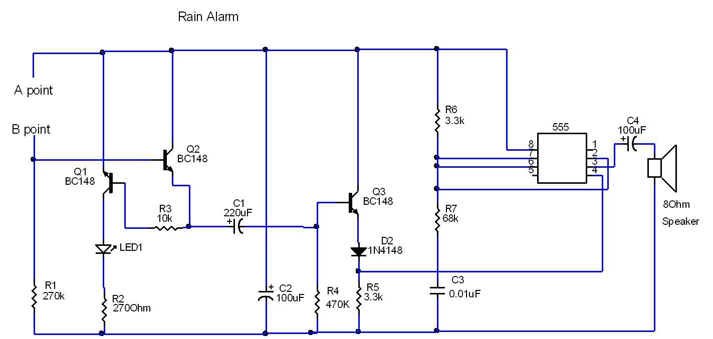 hight resolution of circuit diagram rain alarm