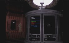 """Upon starting the game, you must """"check in"""" to register and select which pilot you'll be playing."""