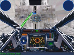1998 Version. Notice how much more crisply the cockpit is rendered