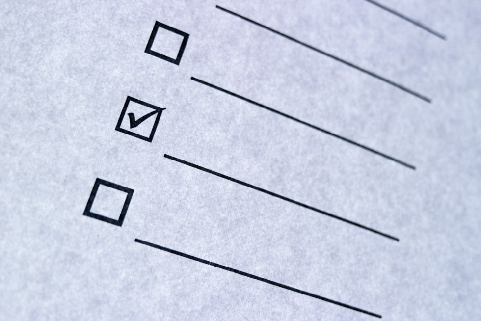 Database Security Review Checklist