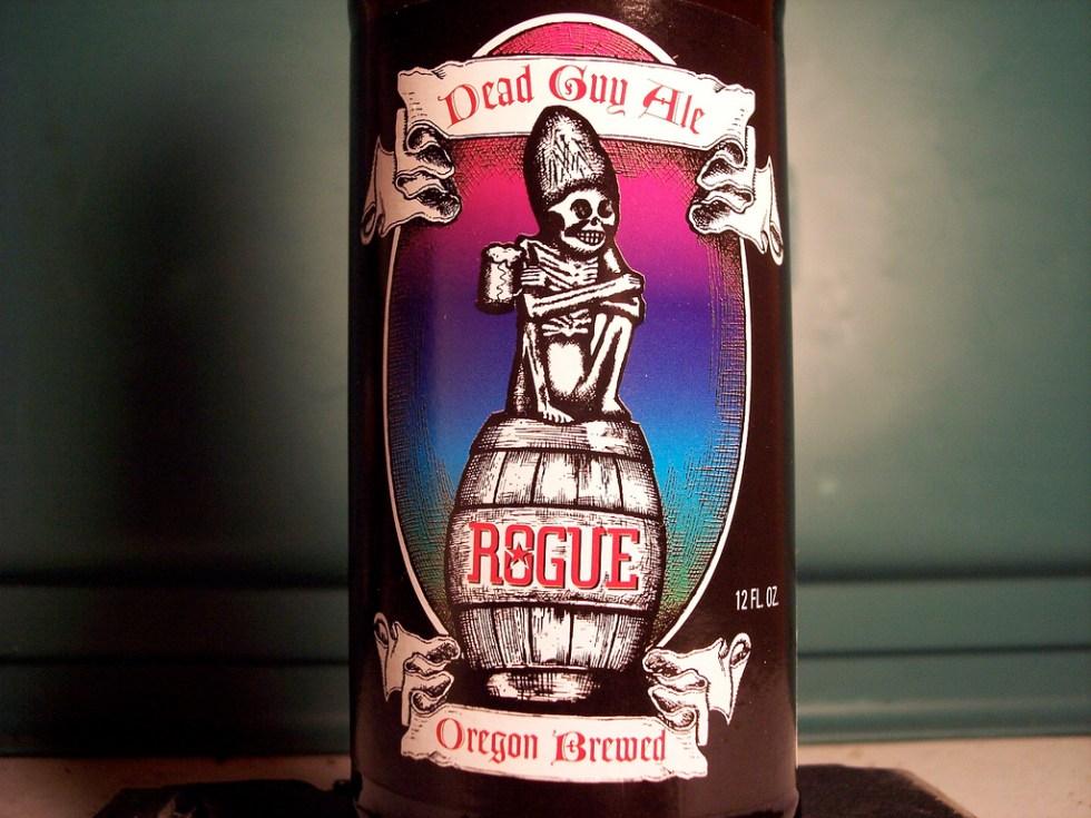 Rogue - Dead Guy Ale - photo by Drew Allen
