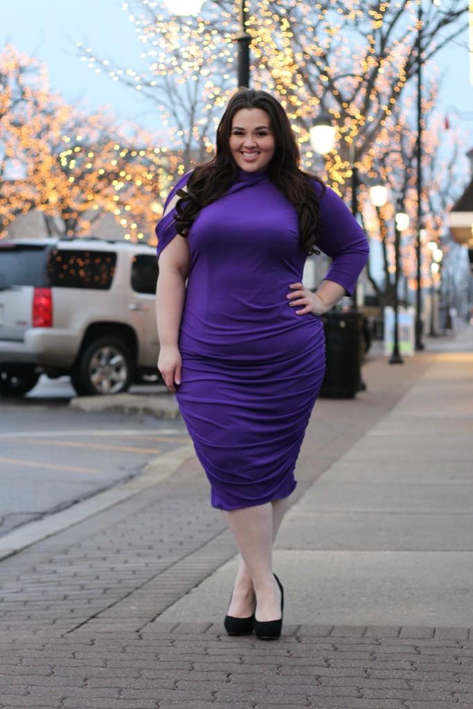 Valentines Day In Monif C Plus Size Fashion Sarah