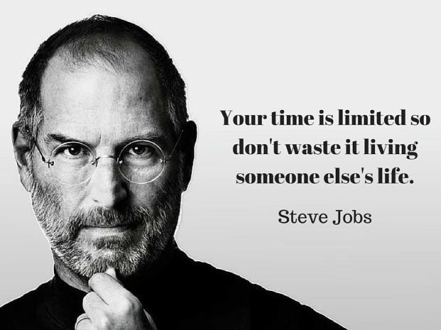 steve jobs speech In one of the most popular ted talks of all-time, business luminary and apple  founder steve jobs gives his advice on how to live before you.