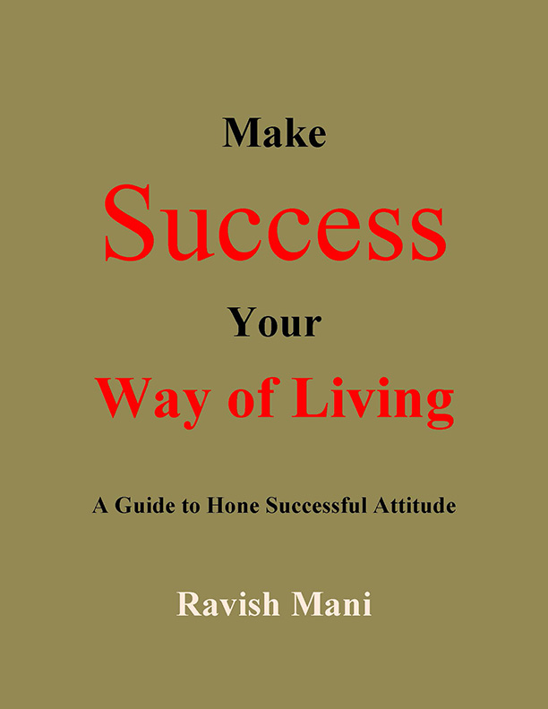 Make Success Your Way of Living book