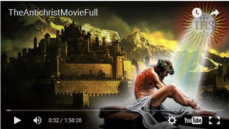 Paul Sides, Rav Shaul, antichrist video