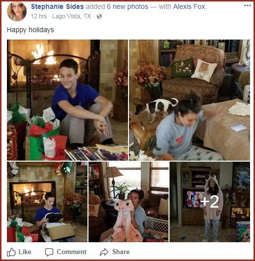 Stephanie Sides Christmas