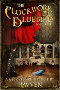 The Clockwork Bluebird by Ravven