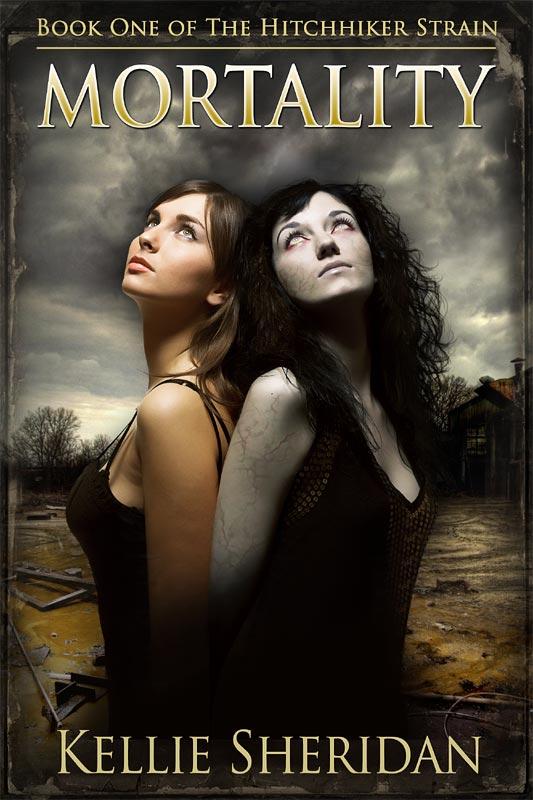 Mortality Book Cover Art