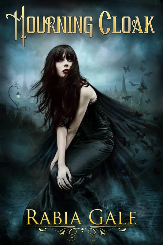 Mourning Cloak Book Cover Art