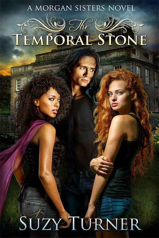 The Temporal Stone Book Cover Art