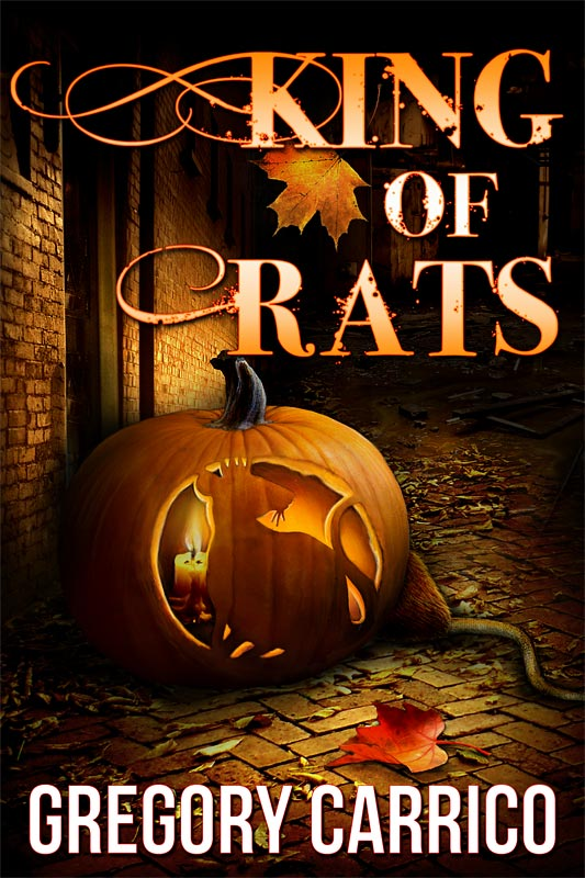 King of Rats Book Cover Art