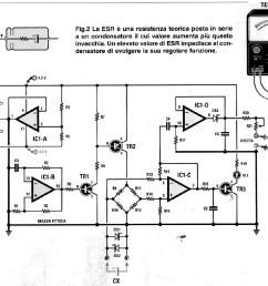github 4x1md analog esr meter analog esr meter esr meter schematic pdf esr meter schematic [ 1200 x 1027 Pixel ]