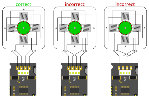 small resolution of dual stepper motor wiring diagram