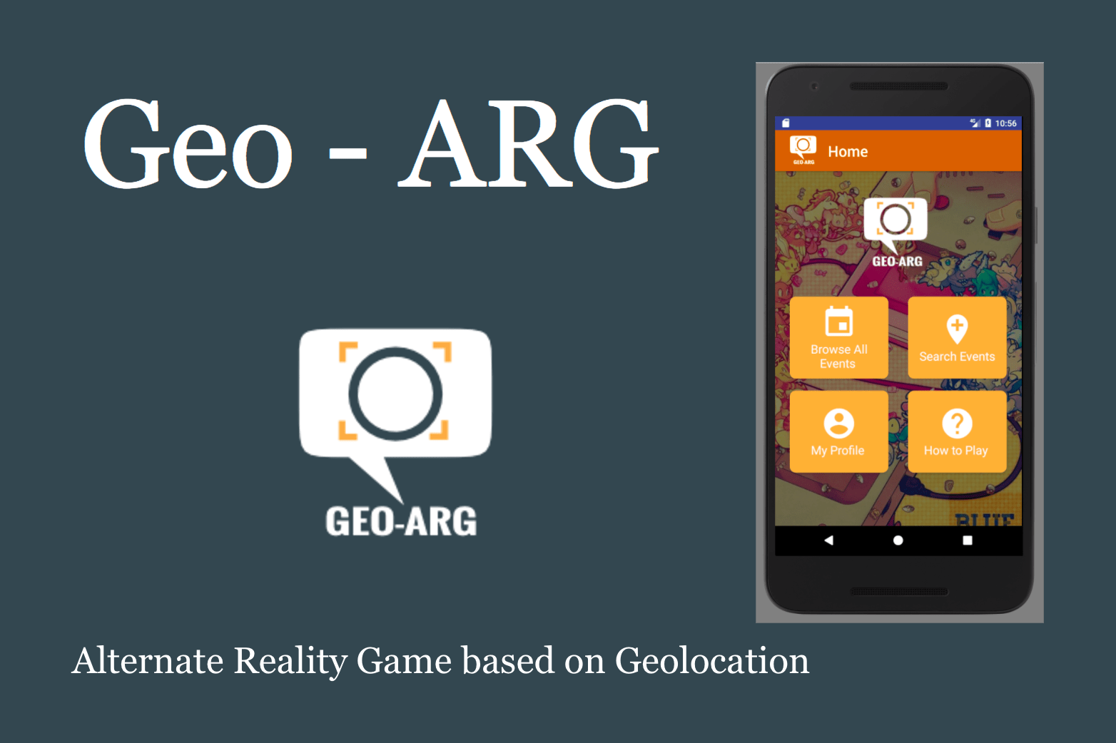GitHub - Geo-ARG/Alternate-Reality-Game: A game based on geolocation where you can socialize with others