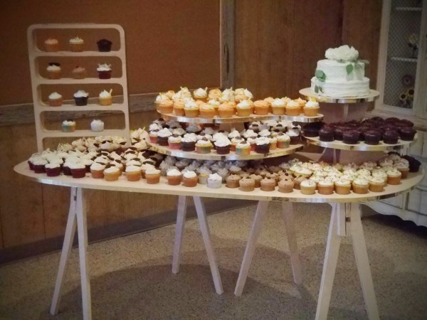 Fancy Cupcake Stand