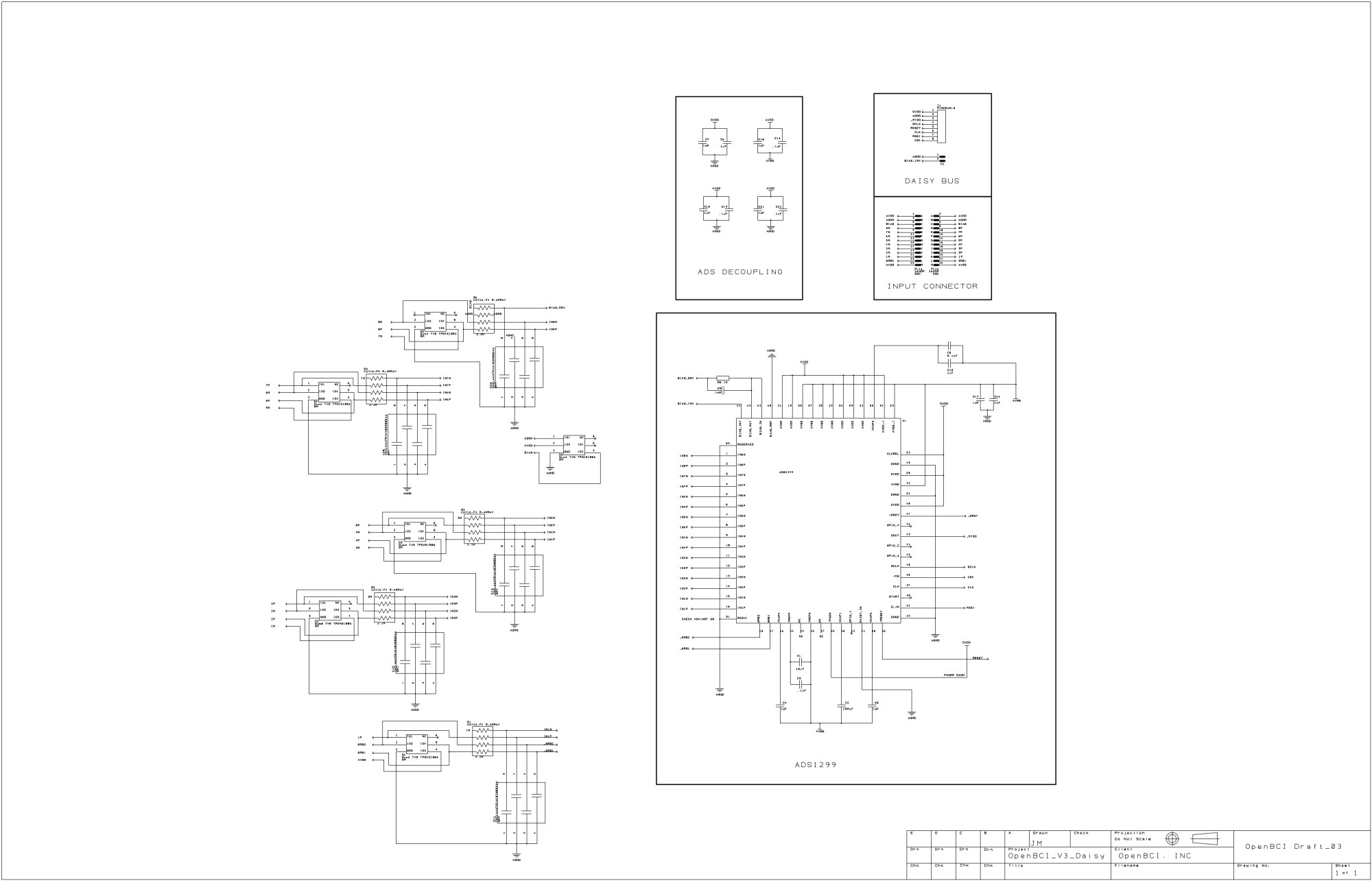 hight resolution of openbci daisy module circuit schematic