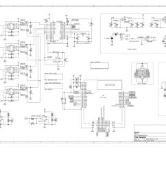 ganglion board circuit schematic [ 1650 x 1275 Pixel ]