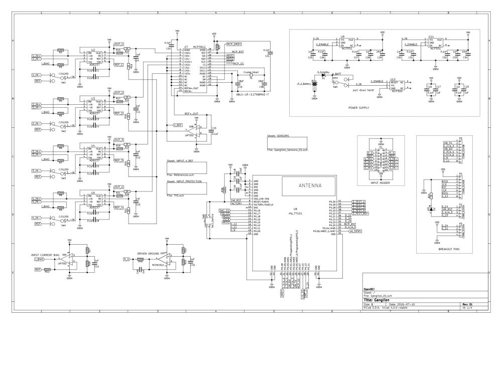 medium resolution of ganglion board circuit schematic