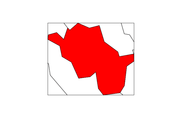 Clipping spatial data in R | R-bloggers