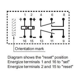 6 Pin Dpdt Switch Wiring Diagram 2006 Isuzu Npr Radio Grove - 2-coil Latching Relay