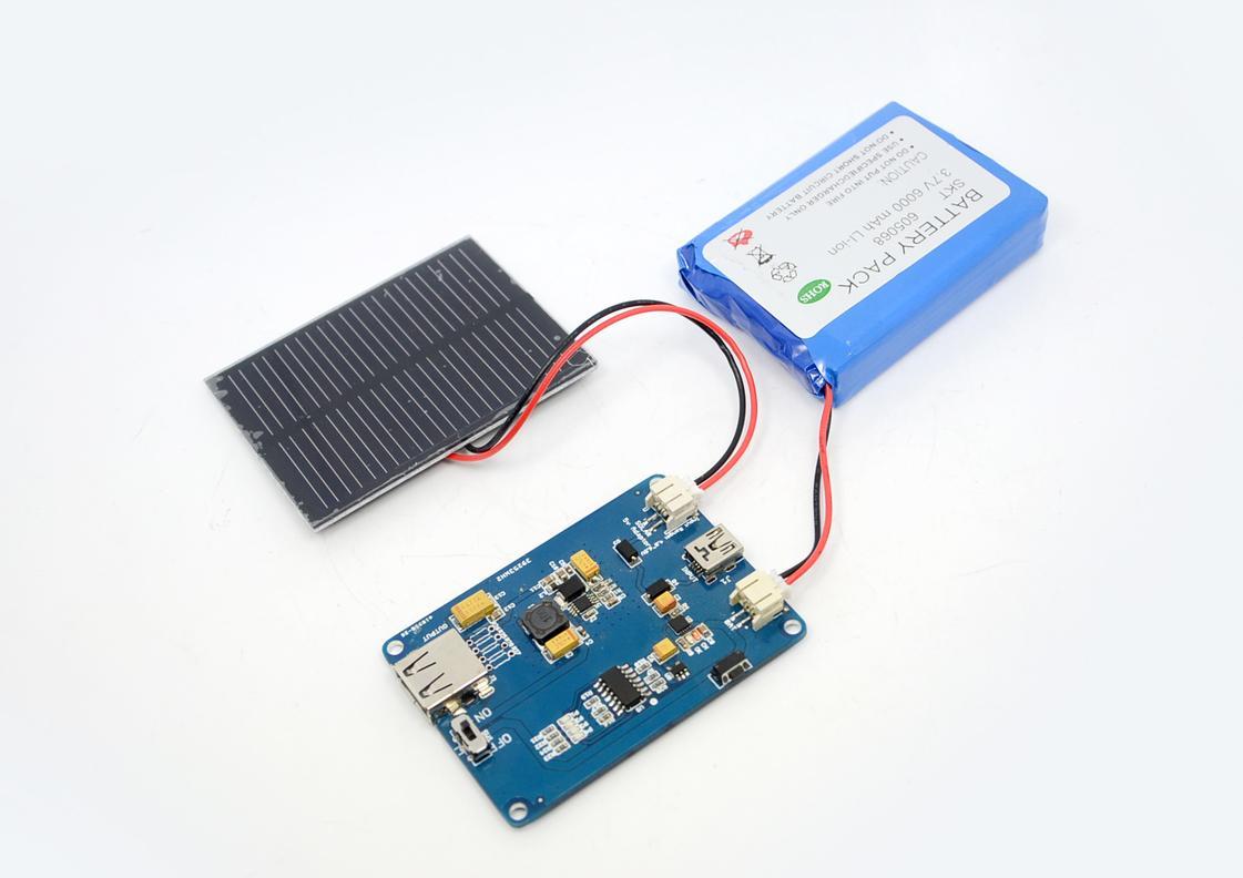 solar panel array wiring diagram 7 pin lipo rider pro seeed wiki usage