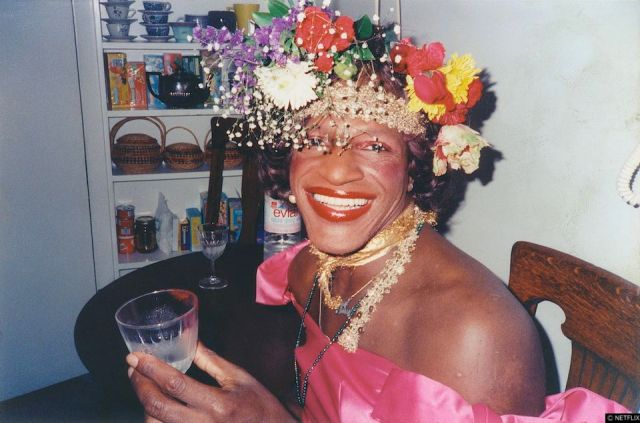 review the death and life of MArsha P Johnson