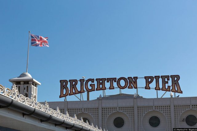 Is there a nudist beach in Brighton?