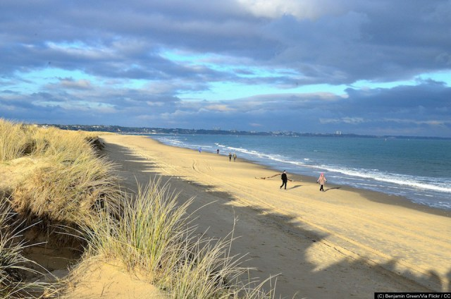 Where are the best nudist beaches in the UK