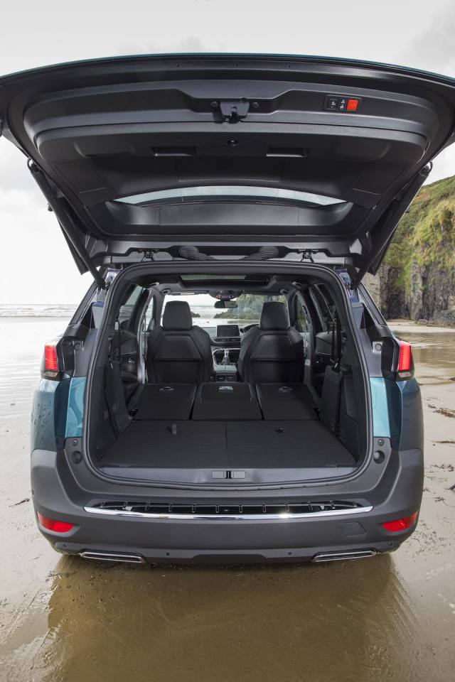 review for the Peugeot 5008