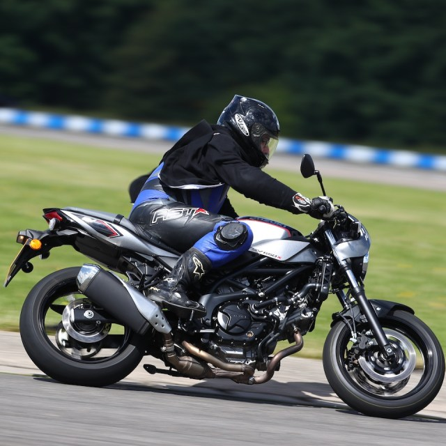 Suzuki SV650X ABS review