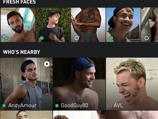 Male hookup apps