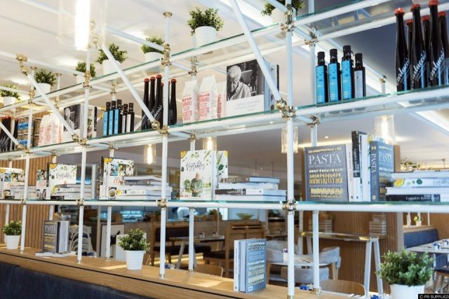 Review of Carluccio's in Solihull
