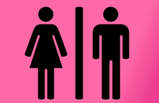 Do i need to use the male toilet if I'm a trans woman?