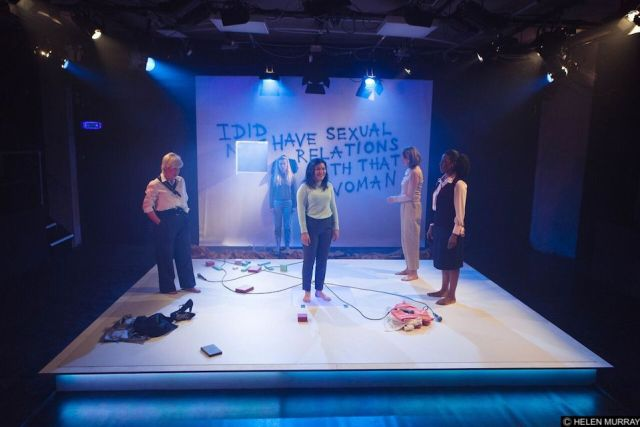 THEATRE REVIEW | Devil With the Blue Dress, The Bunker