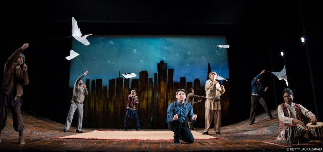 THEATRE REVIEW | The Kite Runner, Sheffield Theatres