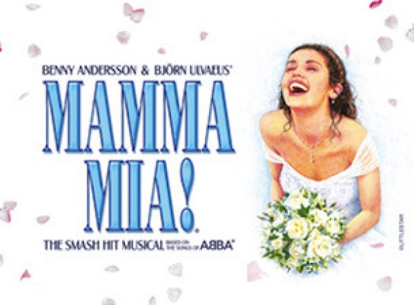 Book tickets to see Mamma Mia, The Musical at The Brighton Centre